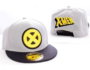 Marvel X-Men Flat Peak Baseball Cap